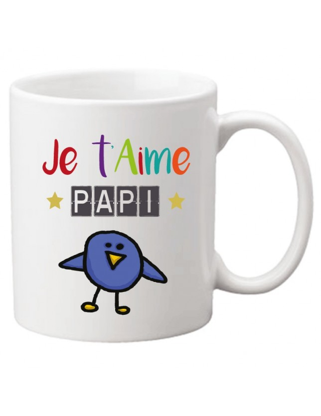 Tasse affection